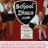 Andy Powell's School Disco