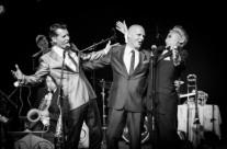 Sinatra & Miller show a roaring success!